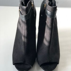 Sam & Libby Heeled Boots